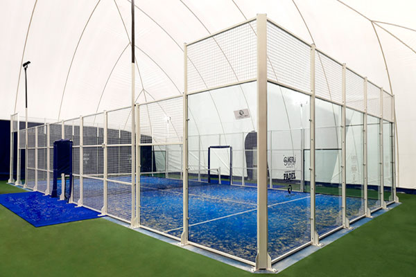 padel indoor