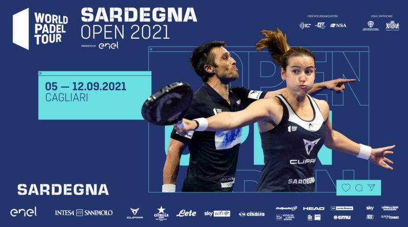world padel tour sardegna open 2021